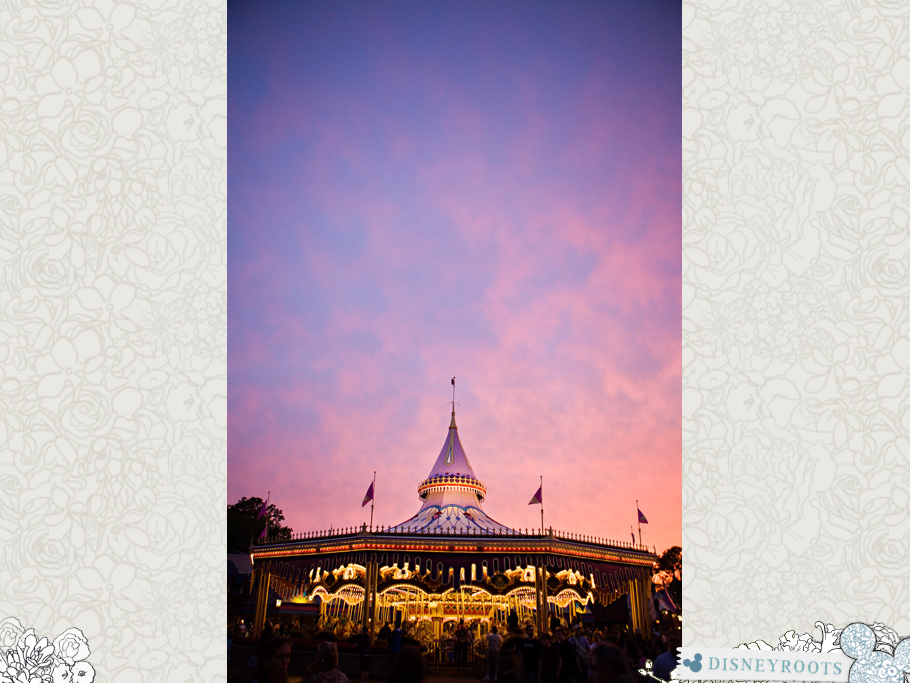 Prince Charming's Regal Carousel : Magic Kingdom Fantasyland