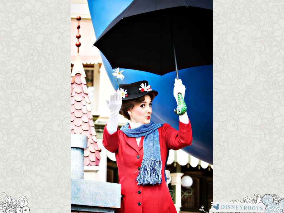 Mary Poppins : Walt Disney World