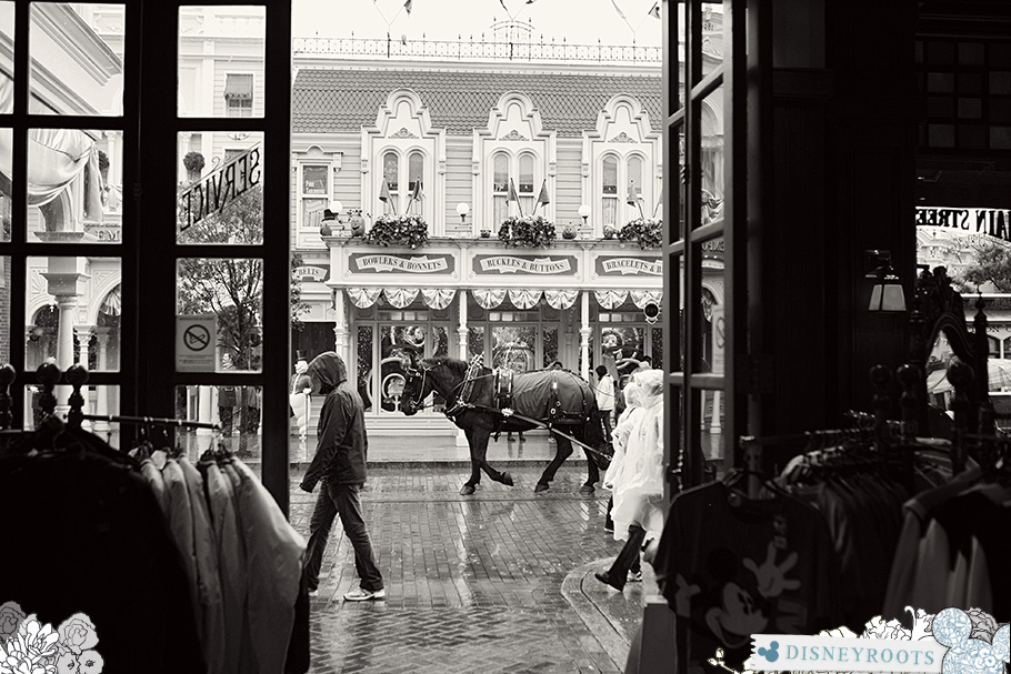 Disneyland Paris Main Street Horse
