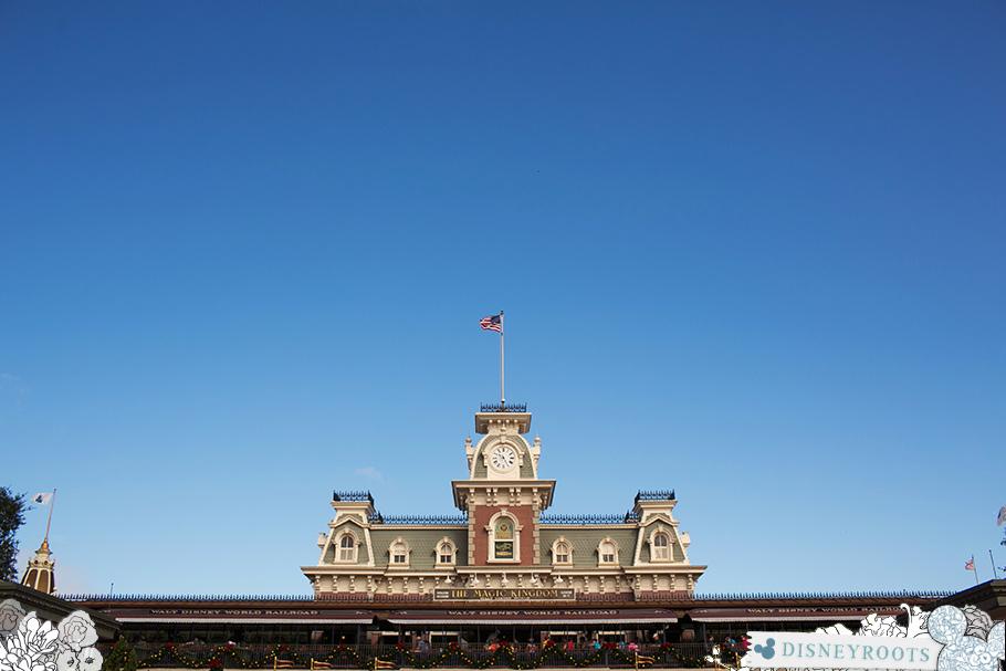 Walt Disney World Railroad - Main Street, U.S.A. WDW