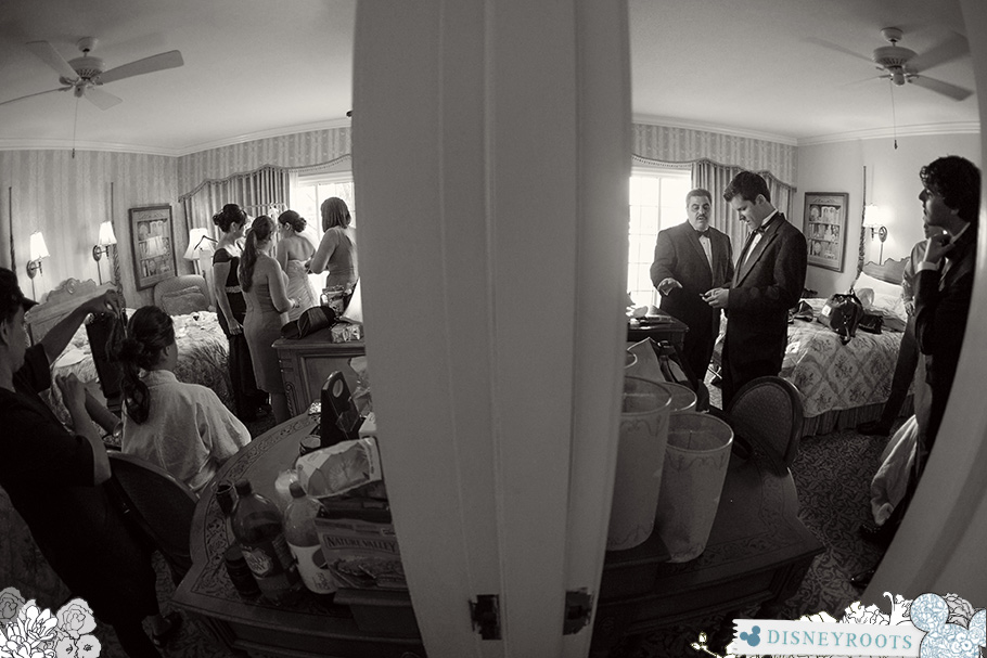 Walt Disney World Grand Floridian Wedding