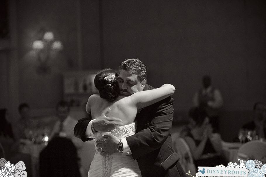 Father Daughter Dance Hug