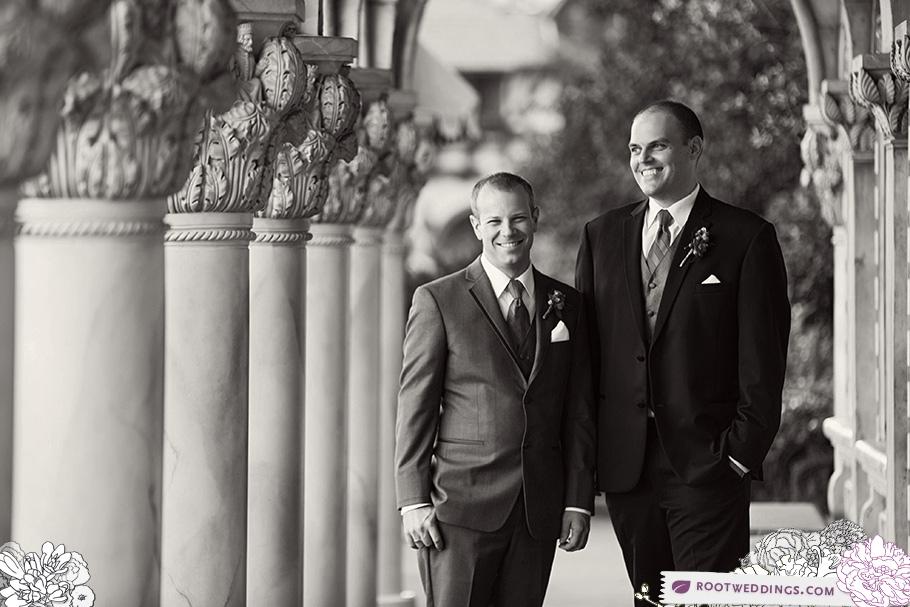 Disney Epcot Italy Same Sex Wedding