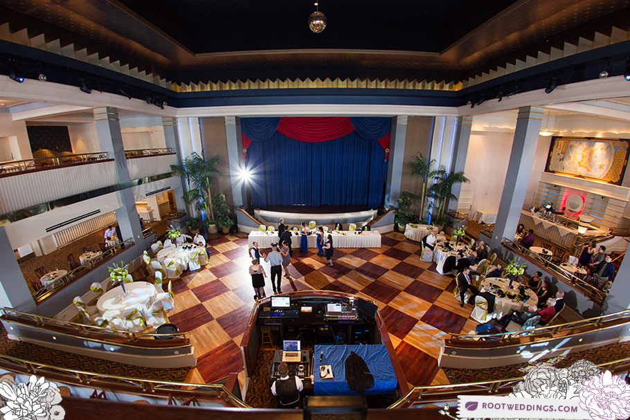 Disney Boardwalk Inn Atlantic Dance Hall Reception