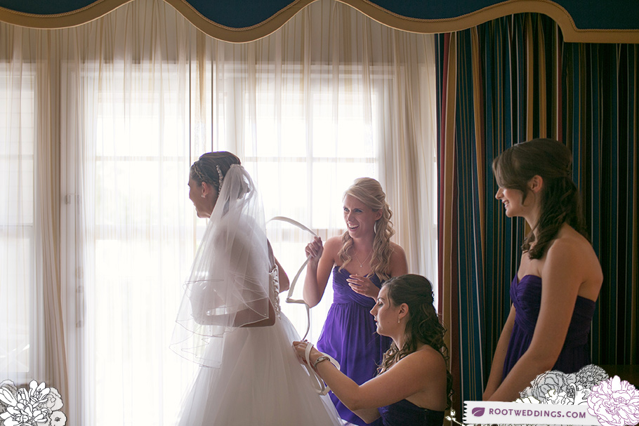 Walt Disney World Yacht Club Wedding