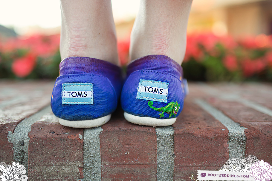 Disney Tangled TOMs