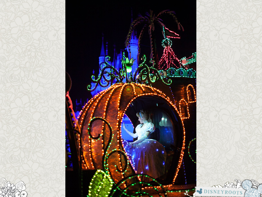 Cinderella Spectromagic